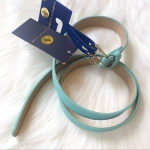 New! Adrienne Vittadini Slim Belt
